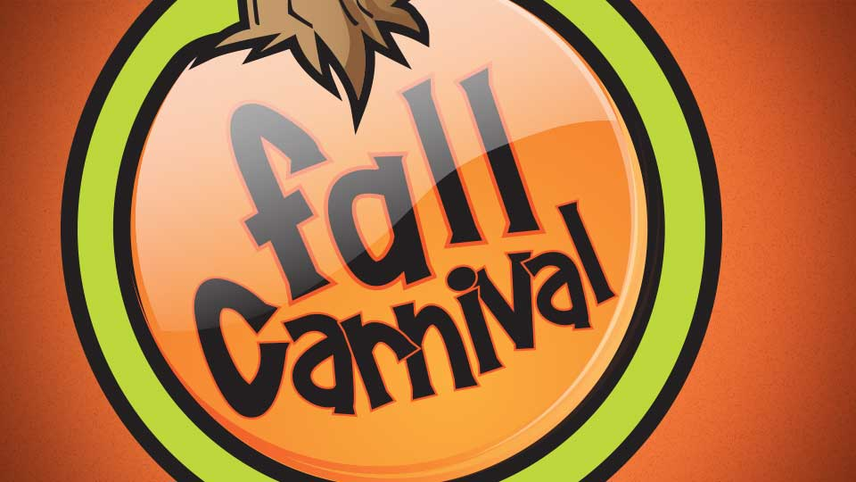 Fall Carnival will be October 26th