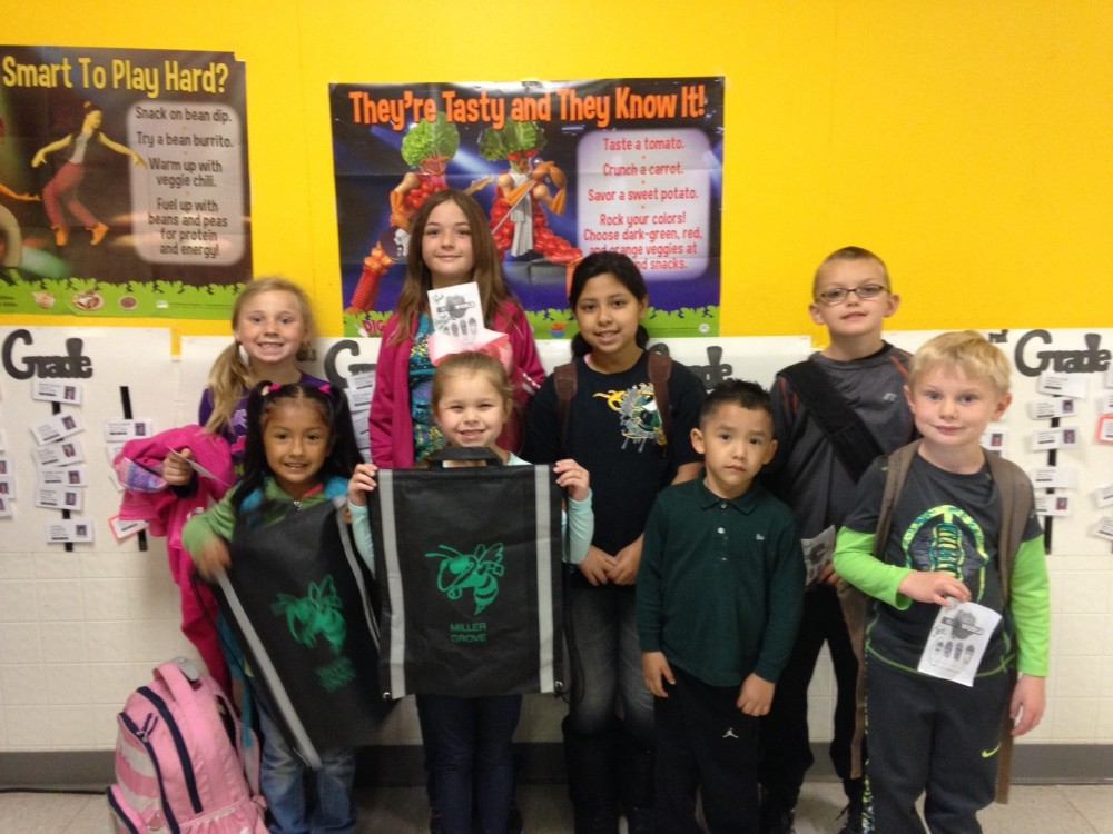 Hornet Heros for the 4th Six Weeks