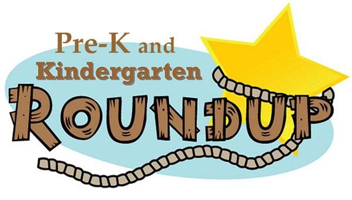 Image result for Pre K/Kindergarten Round Up
