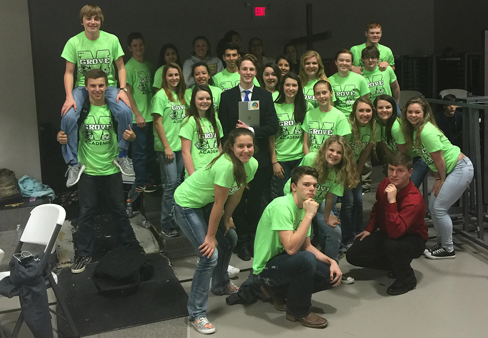 Miller Grove ISD competes in UIL
