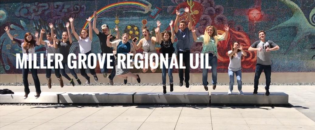 academic uil regional meet