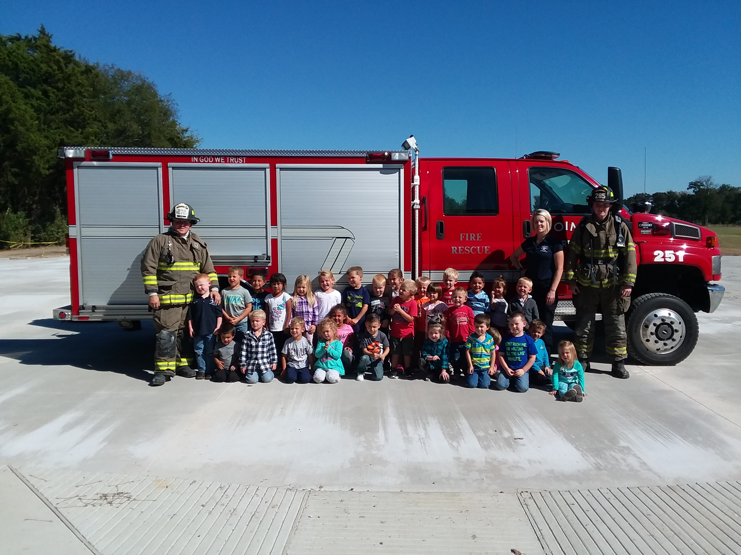 Community Helper Week for Pre-k3