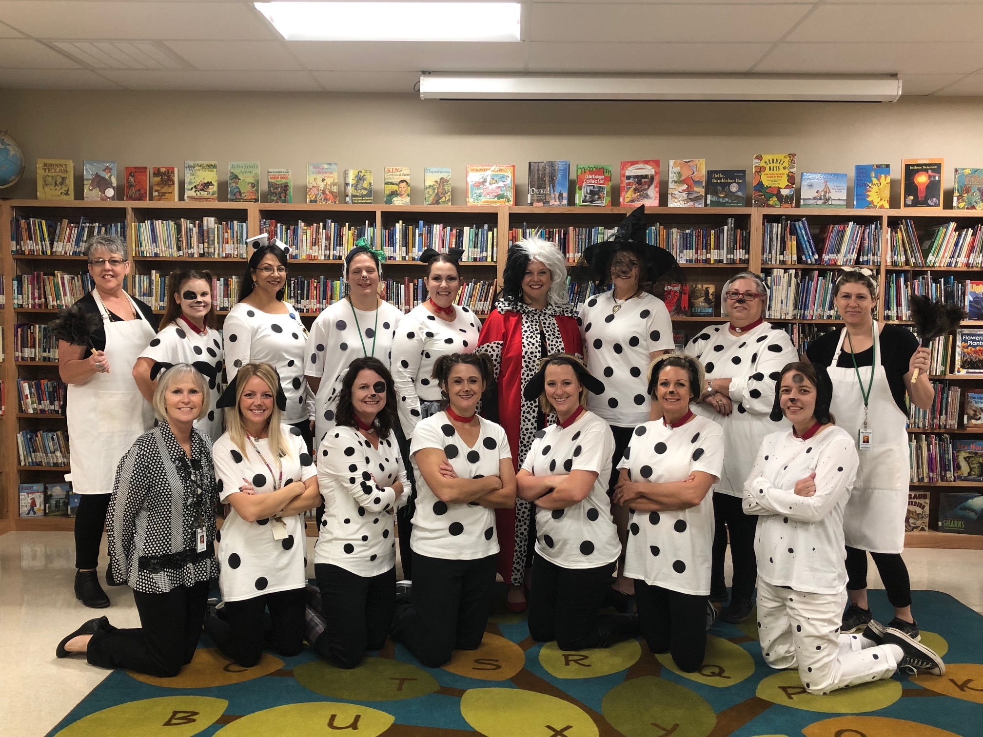 It's Halloween at Miller Grove Elementary