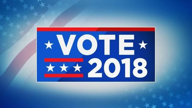 Voter Information for Election Day Nov. 6, 2018
