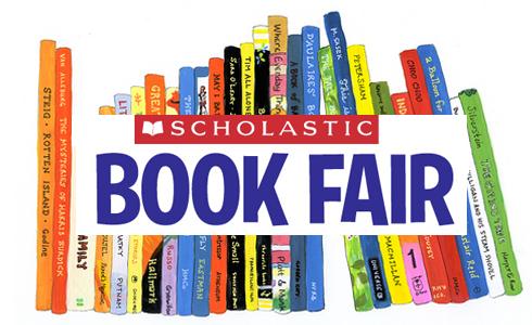 Book Fair Nov. 12 – 15