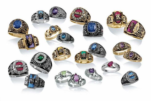 Balfour information for senior rings posted